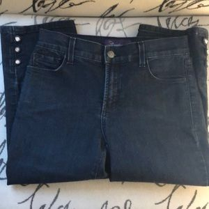 NYDJ Not Your Daughter's Jeans cropped jeans 4